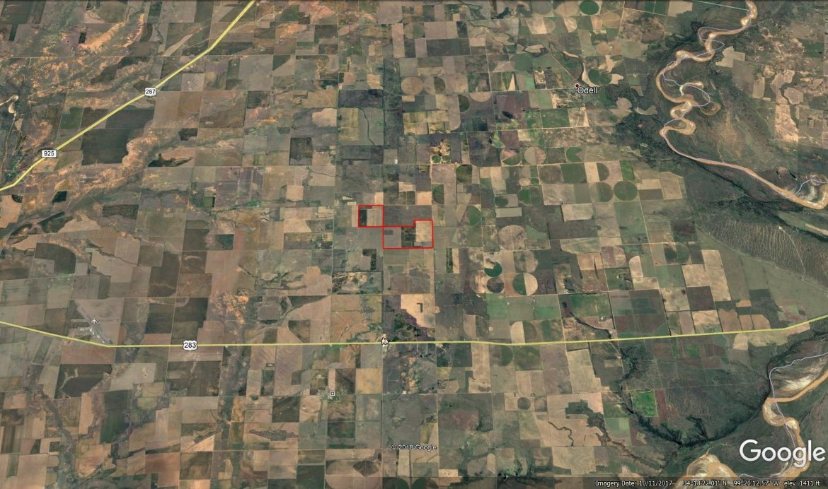 510 acres in Wilbarger County