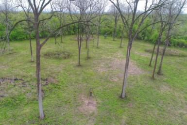821 acres in McCurtain County, Oklahoma