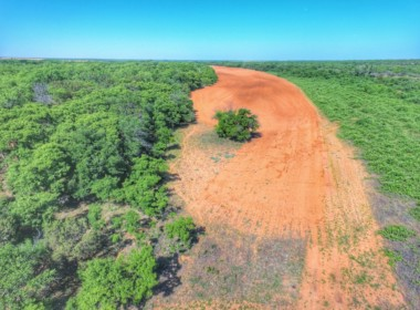 655 acres in Baylor County