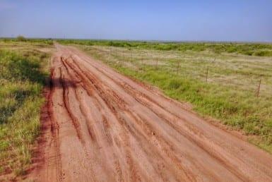 117 acres in Wichita County