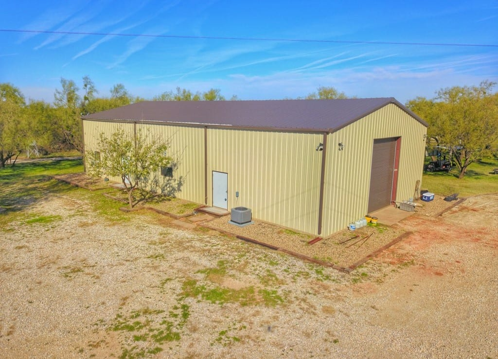 668 acres in Baylor County