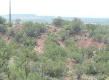 640 acres in Baylor County
