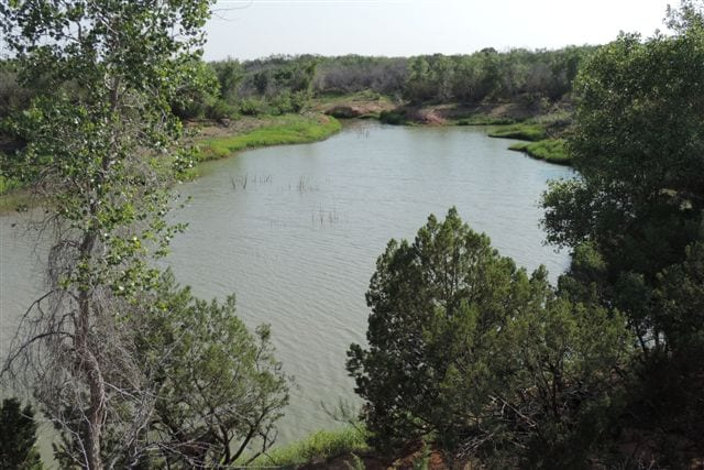 1,815 acres in Baylor County
