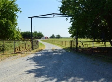 57 acres in Wilbarger County