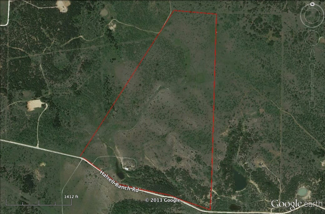 188 acres in Jack County