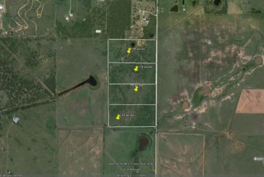 10 acres in Clay County