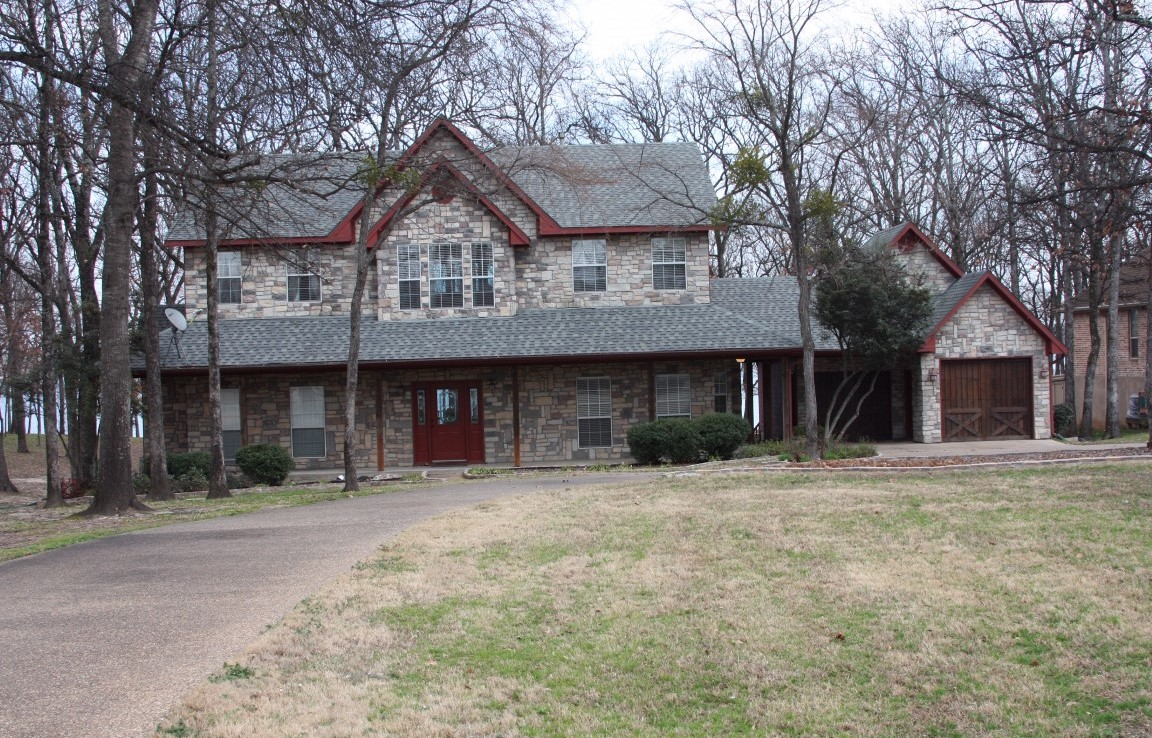 Waterfront Home on Lake Fork