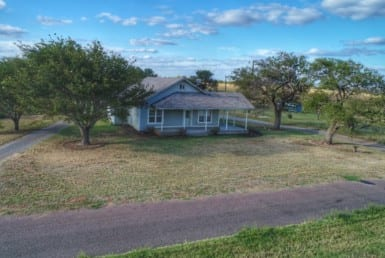 2 acres in Wilbarger County