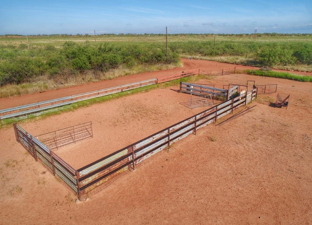 287 acres in Wilbarger County