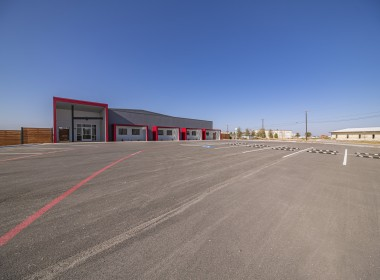 Midland Industrial Building for Lease