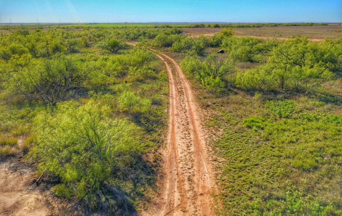 200 acres in Childress County