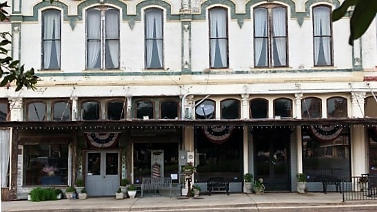 Downtown Clarksville Commercial Building