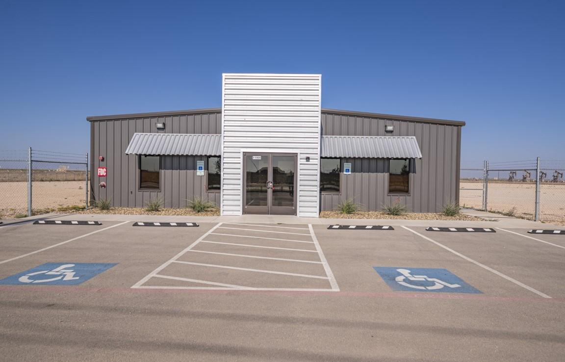 Permian Basin Industrial Facility Sale or Lease
