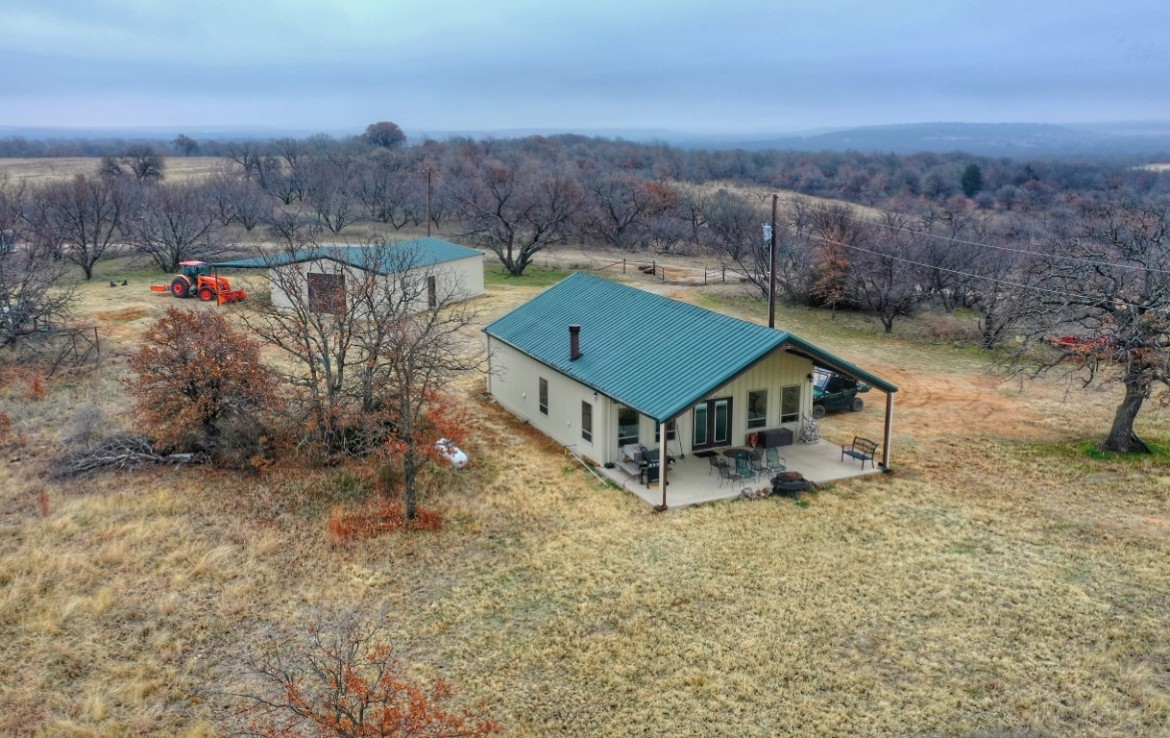415 acres in Jack County