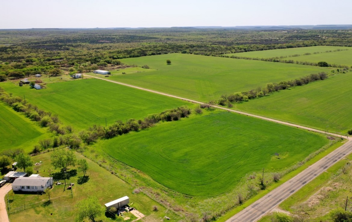 120 acres in Young County