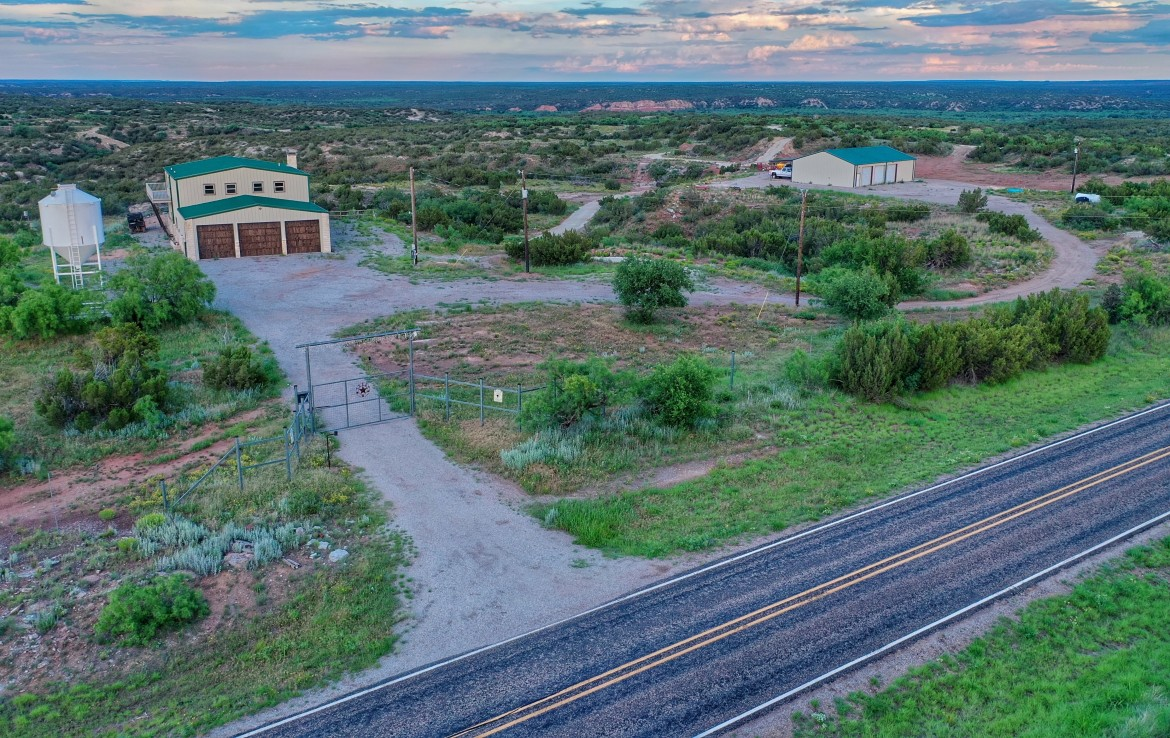 955 acres in Cottle County