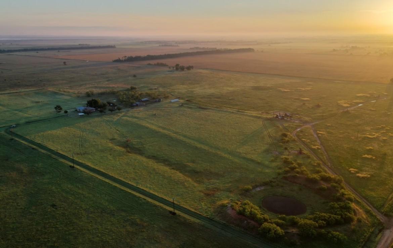 80 acres in Foard County