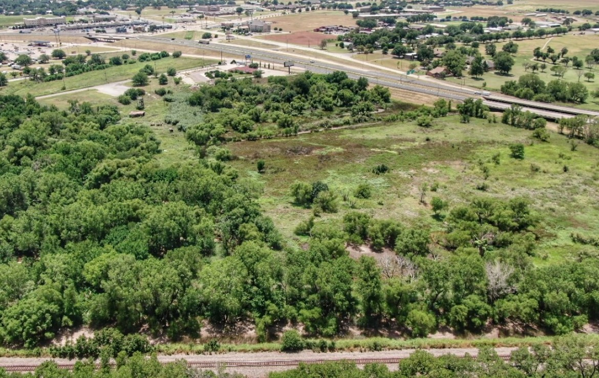 25 acres in Wilbarger County