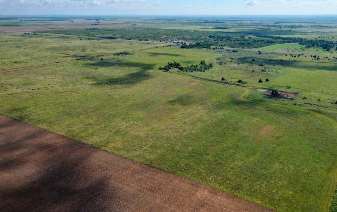 106 acres in Wilbarger County